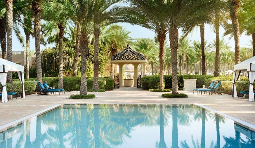One and Only Royal Mirage Palace