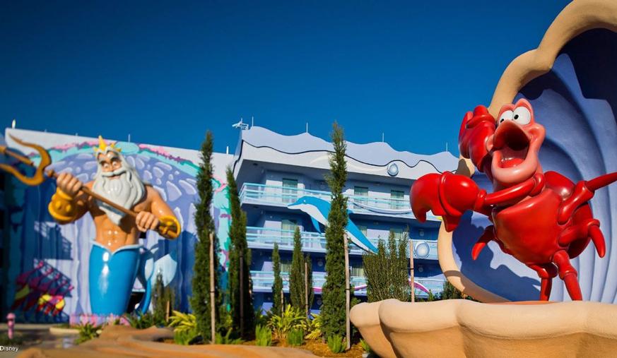 Disneys Art Of Animation Resort