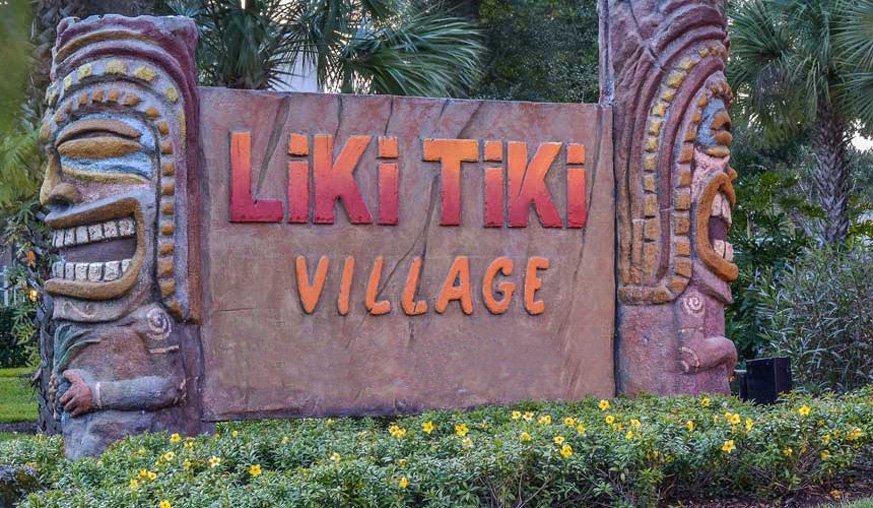 Liki Tiki Resort