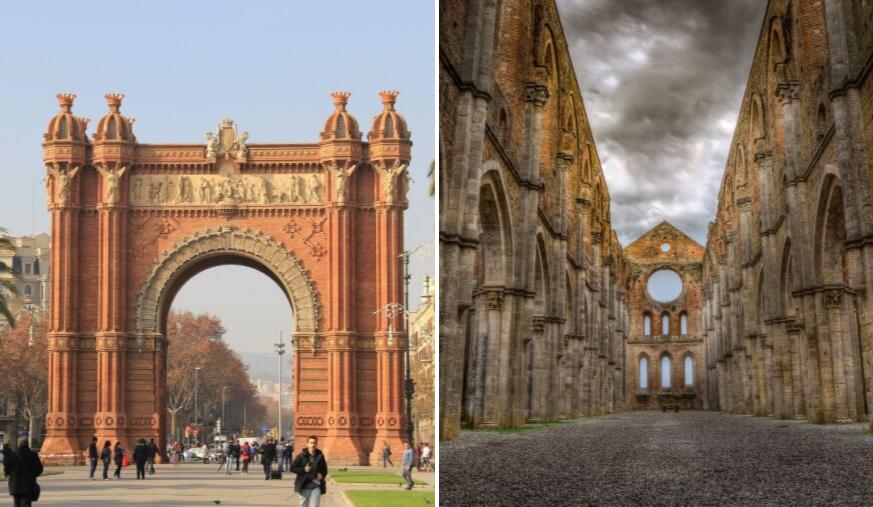 10 Nights Barcelona & Italian Renaissance