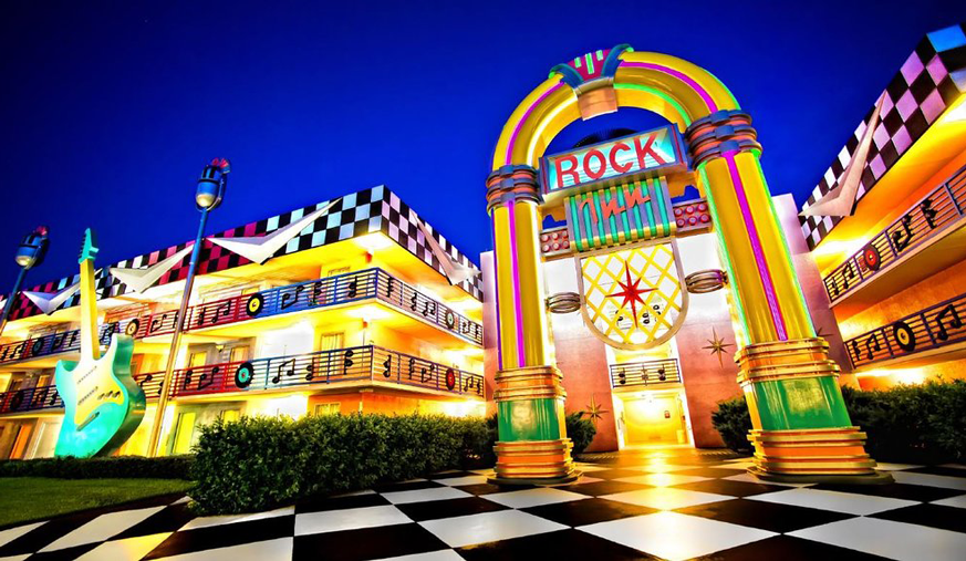 Disney All Star Music Resort