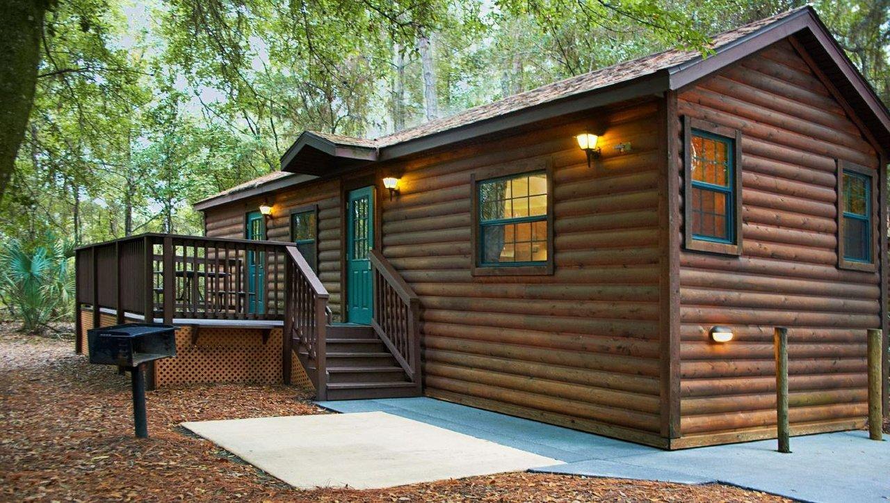 Disneys Fort Wilderness Cabin