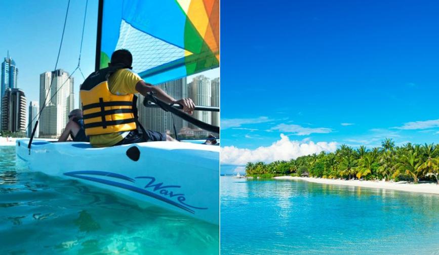 Dubai & Maldives Multicentre Holiday