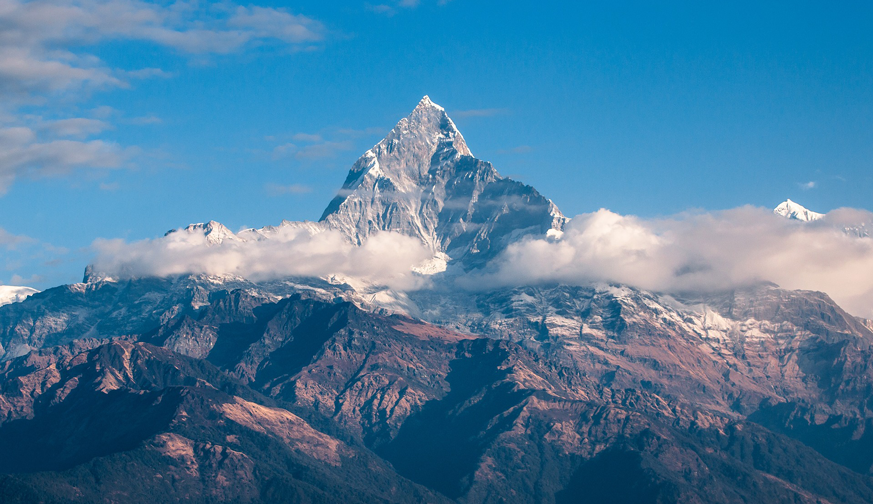 Paradise in Himalayas