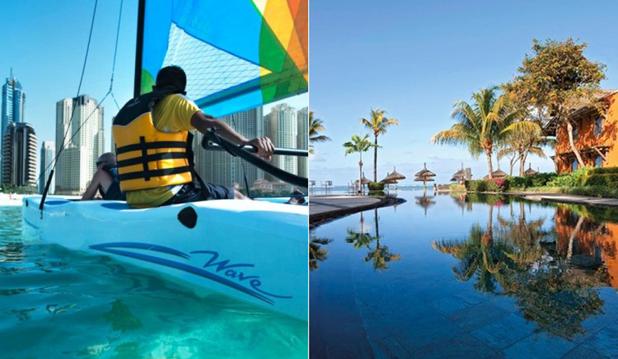 Dubai & Mauritius Multicentre Holiday