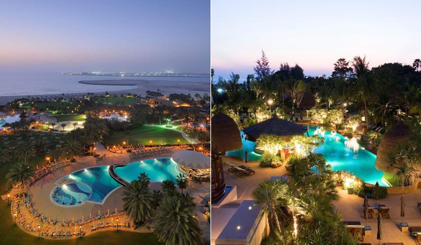 Dubai & Phuket Multicentre Holiday