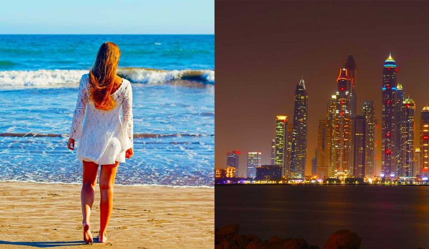 Dubai & Seychelles Multicentre Holiday