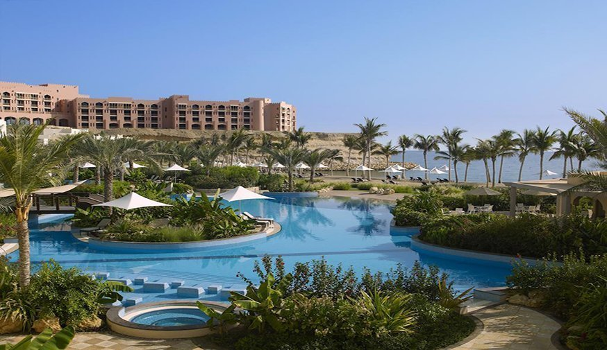 Al Bandar, At Shangri-La Barr Al Jissah Resort