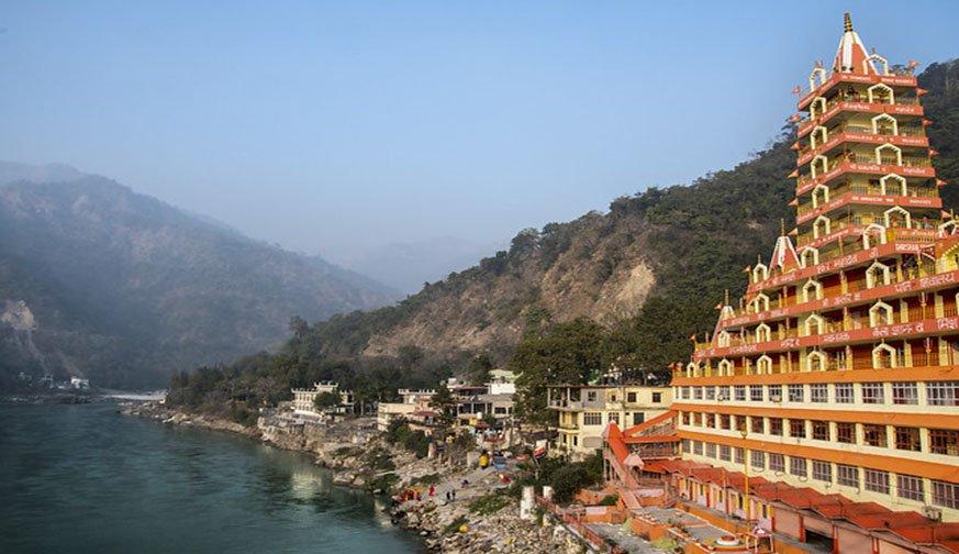 Rejuvenate on Ganges