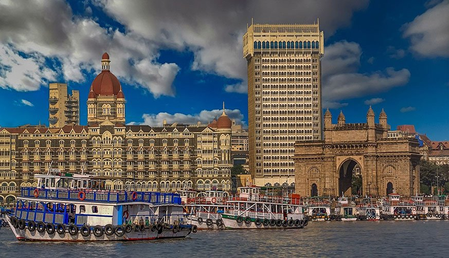 Golden Triangle with Mumbai & Goa